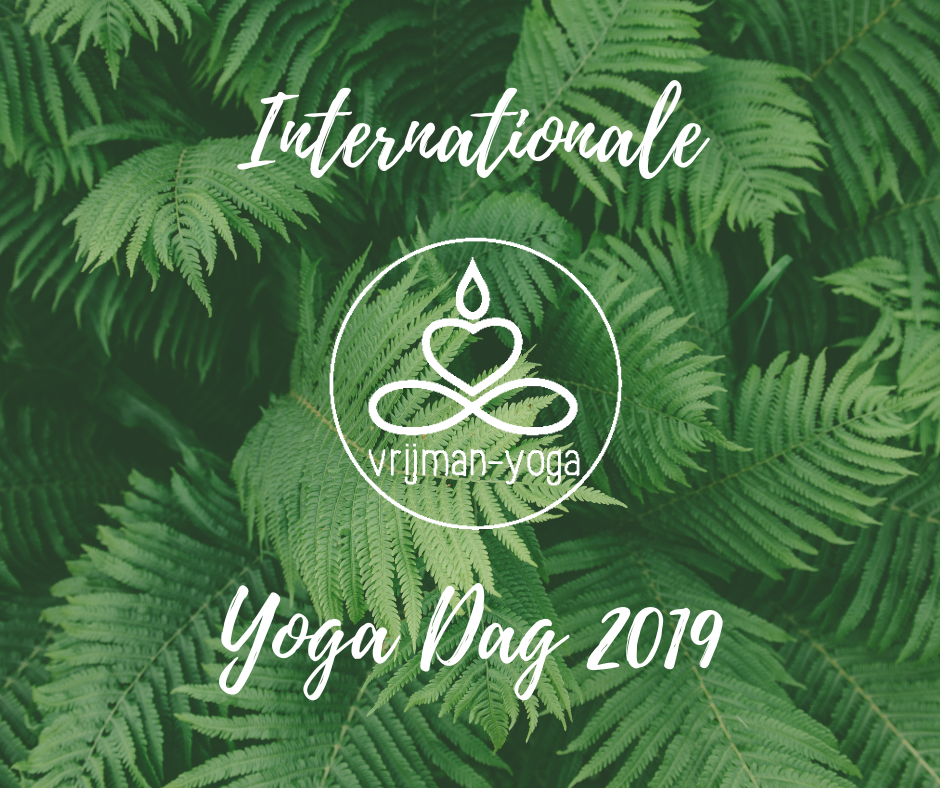 Internationae yoga dag 2019